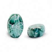 Glaskralen div vormen