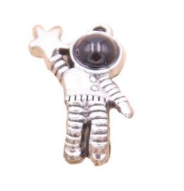 Bedel astronaut zilver