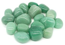 Natuursteen nugget kralen Aventurine 10 stuks 8-12 mm