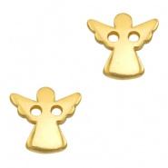 Bedel engel goudkleurig DQ