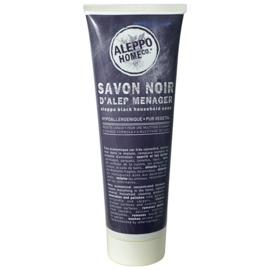 Aleppo zwarte zeep tube