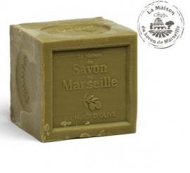 Blok marseille zeep olijf 300gr