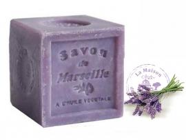 Blok marseille zeep lavendel 300gr