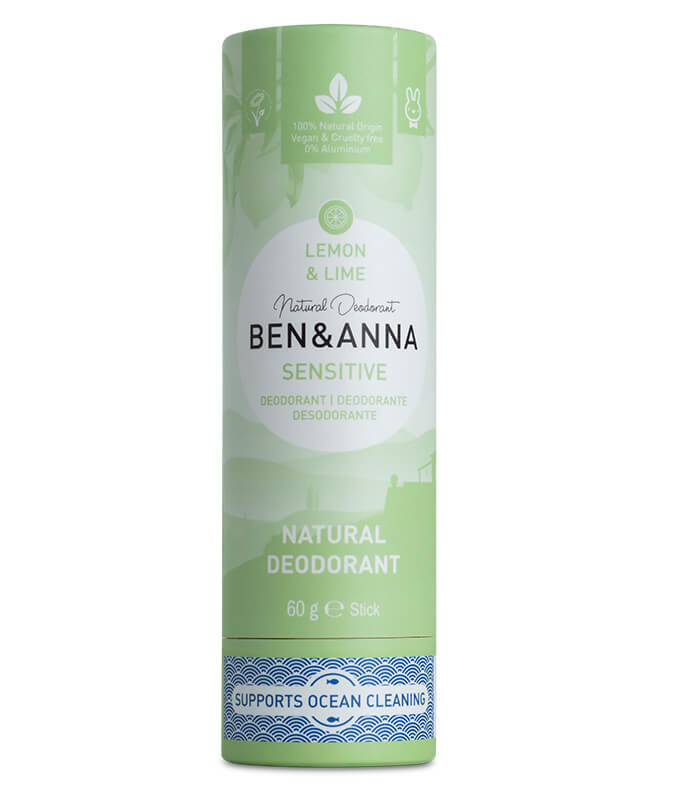 Lemon en lime sensitive deodorant