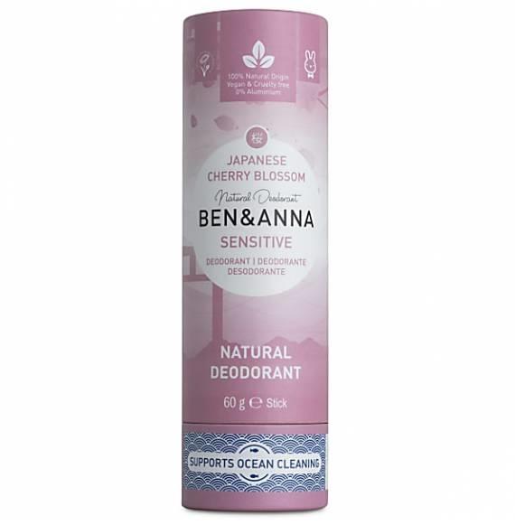 Cherry blossom sensitive deodorant