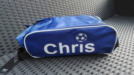 tasje voor voetbalschoenen