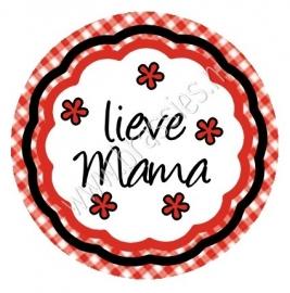 button lieve mama