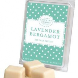 Lavender Bergamot Polka Dots Wax Melt
