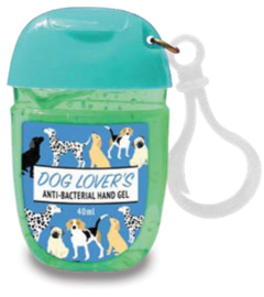 Handgel (anti-bacterieel) - Dog Lover's 40 ml