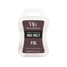 Fig  Woodwick Mini Wax Melt