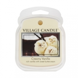 Creamy Vanilla  Village Candle 1 Wax Meltblokje