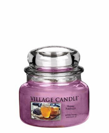Honey Patchouli  Village Candle  Jar Small  55 Branduren