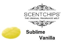 Scentchips Sublime Vanilla