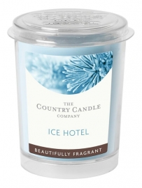 Ice hotel  Country Candle votive geurkaars 20 branduren