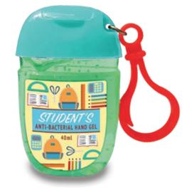 Handgel (anti-bacterieel) - Student's 40 ml