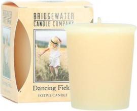 Dancing Fields  Bridgewater Votive Geurkaars 15 Branduren