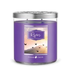 Risen Goose Creek 2 Wick Candle 453 gram