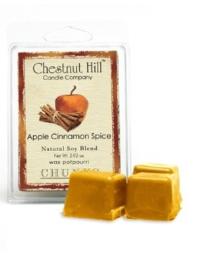 Chestnut Hill Candles Soja Wax Melt   Apple Cinnamon Spice