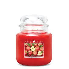 Macintosh Apple Goose Creek Candle  Medium 90 Branduren
