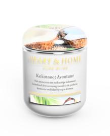 Kokosnootnoot avontuur Heart & Home small Jar