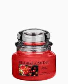 Berry Blossom Village Candle   smal Jar 55 Branduren