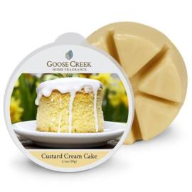Custard Cream Cake Goose Creek  1 Wax Melt Blokje