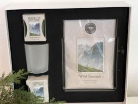 Luxe kadobox Wild Summit Bridgewater Candle Company