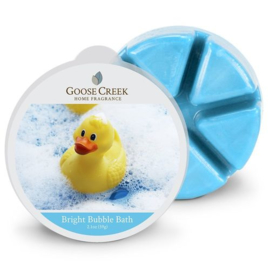Bright Bubble Bath Goose Creek Candle 1 Wax Melt Blokje