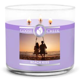 Beach Kiss Goose Creek Candle  Soy Blend  3 Wick Tumbler