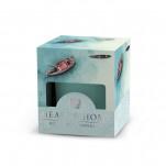 Ocean Heart & Home  Votive Geurkaars 52 gram