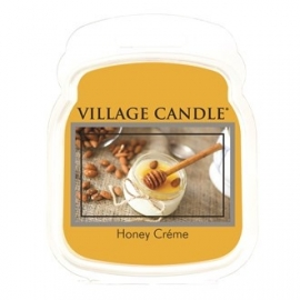 Honey Creme Village Candle 1 Wax Melt blokje