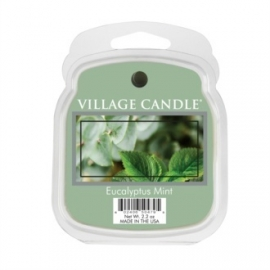Eucalyptus Mint  Village Candle 1 Wax Meltblokje