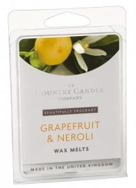 Grapefruit & Neroli  The Country Candle Company Waxmelt