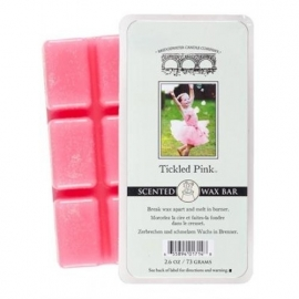 Tickled Pink  Bridgewater Candle Company Waxmelt