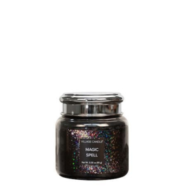 Magic Spell Fantasy Village Candle 25 Branduren