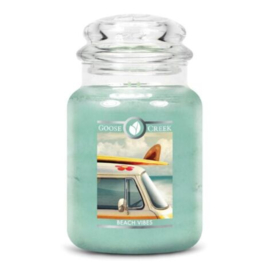 Beach Vibes Goose Creek Candle Large Jar 150 Branduren