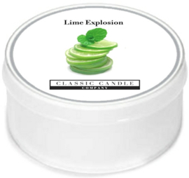 Lime Explosion  Classic Candle MiniLight