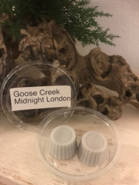 Midnight London  Goose Creek Candle  2 Wax Melt  blokjes