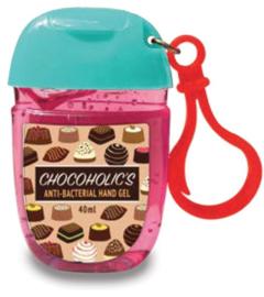 Handgel (anti-bacterieel) - Chocoholic's  40 ml