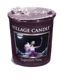 Sugarplum Fairy Village Candle Premium (61g) Votive