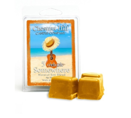 Chestnut Hill Candles Soja Wax Melt  5 O`Clock