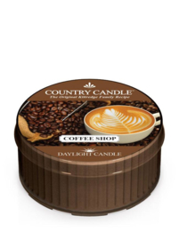 Coffee Shop Country Candle  Daylight