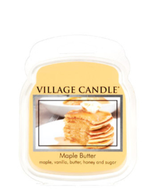 Maple Butter Village Candle Wax Melt
