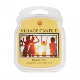 Beach Party Village Candle 1 Wax Melt blokje