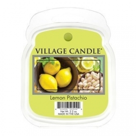 Lemon Pistachio Village Candle Wax Melt 1 Blokje