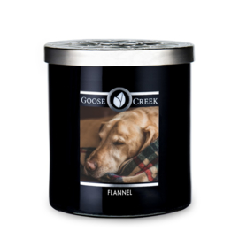 Flannel Goose Creek Candle Soy Wax Blend 50 branduren