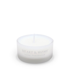 Witte thee & Eucalyptus  Heart & Home  Scentcup