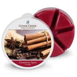 Cinnamon Spice  Goose Creek  Waxmelt