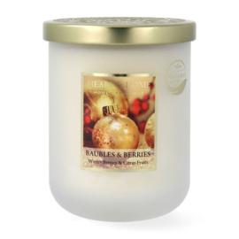 Baubles & Berries  geurkaars Heart & Home 340 gram
