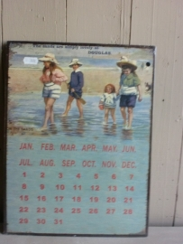 Kalender Metaal